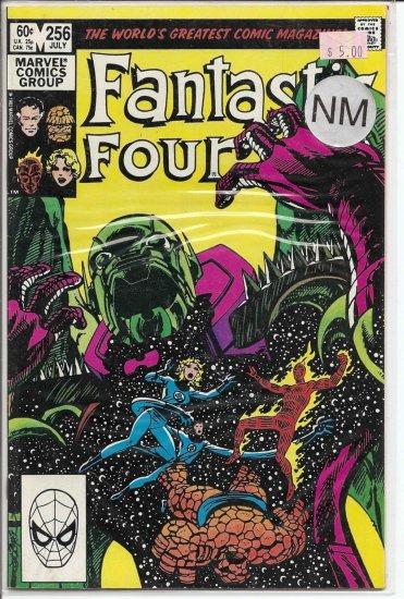 Fantastic Four # 256, 9.4 NM