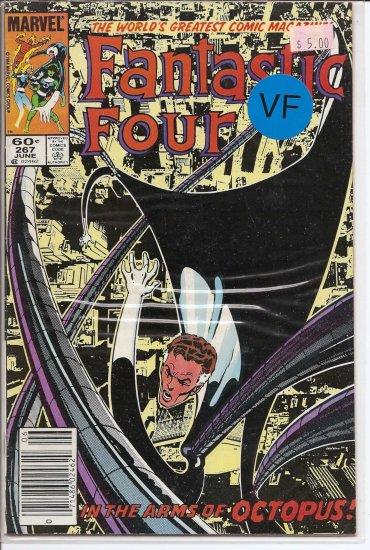 Fantastic Four # 267, 8.0 VF