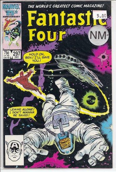 Fantastic Four # 297, 9.2 NM -