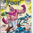 Fantastic Four # 298, 9.2 NM -