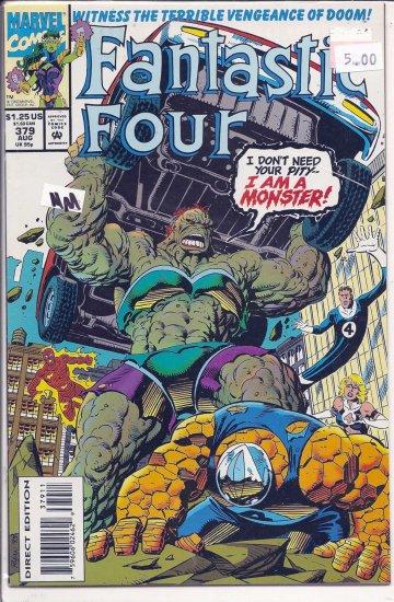 Fantastic Four # 379, 9.4 NM