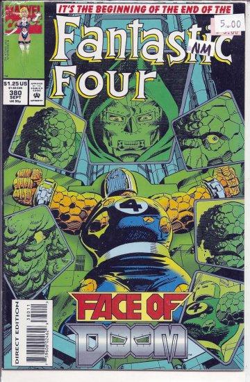 Fantastic Four # 380, 9.4 NM
