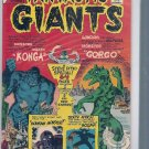 FANTASTIC GIANTS VOLUME 2 # 24, 4.5 VG +