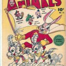 FAWCETT'S FUNNY ANIMALS # 21, 4.5 VG +