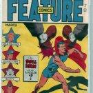 FEATURE COMICS # 86, 2.5 GD +