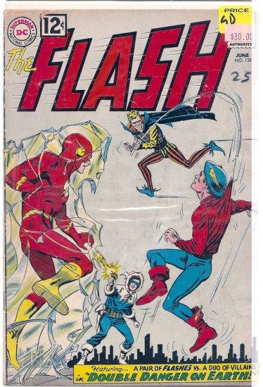 Flash # 129, 2.0 GD