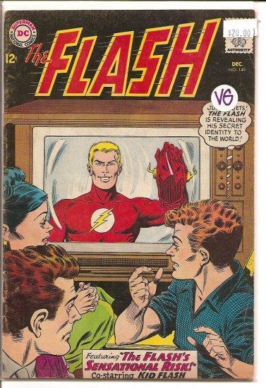Flash # 149, 4.0 VG