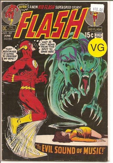 Flash # 207, 4.0 VG