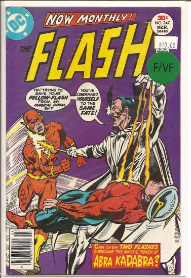 Flash # 247, 7.0 FN/VF