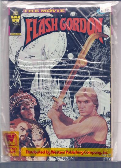 FLASH GORDON # 121, 1.0 FR