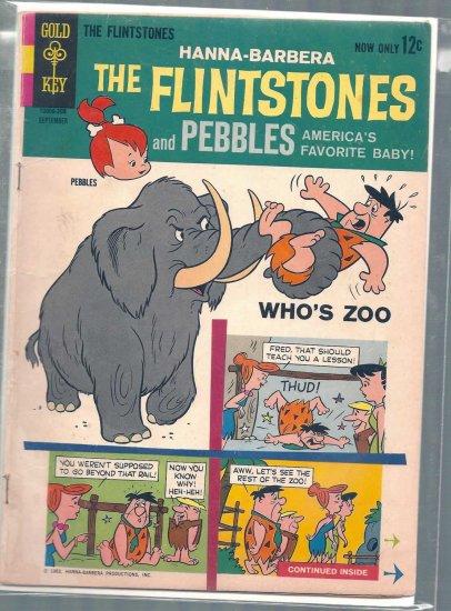 Flintstones # 13, 4.0 VG