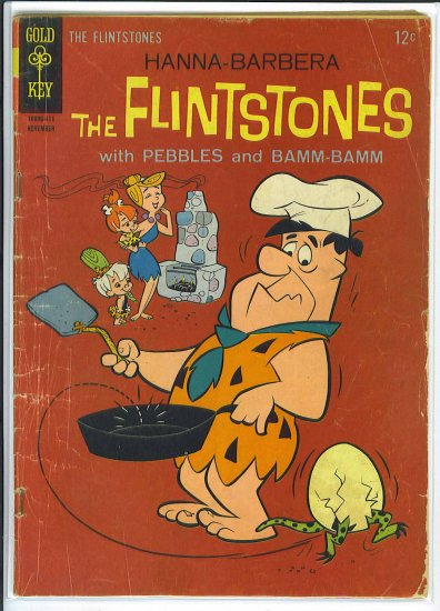 Flintstones # 23, 2.5 GD +