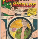 FORBIDDEN WORLDS # 59, 4.0 VG