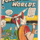 FORBIDDEN WORLDS # 89, 3.5 VG -
