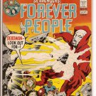 Forever People # 10, 8.0 VF