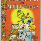 Four Color Christmas With Mother Goose # 201, 3.5 VG -