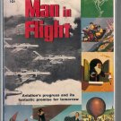 FOUR COLOR MAN IN FLIGHT # 836, 3.0 GD/VG