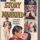 FOUR COLOR THE STORY OF MANKIND # 851, 4.5 VG +