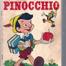 FOUR COLOR THE WONDERFUL ADVENTURS OF PINOCCHIO # 545, 1.8 GD -