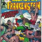 Frankenstein # 4, 4.5 VG +