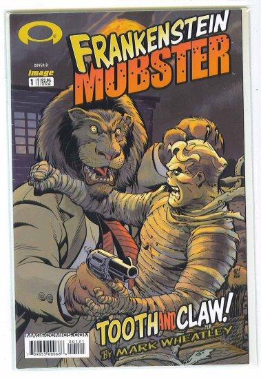 Frankenstein Mobster # 1, 9.0 VF/NM
