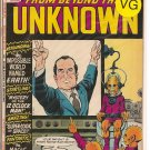 From Beyond The Unknown # 17, 4.0 VG