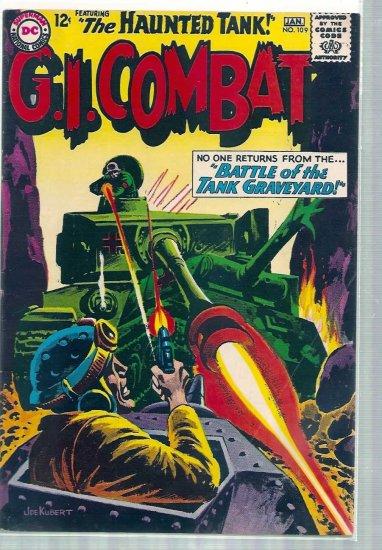 G.I. COMBAT # 109, 4.5 VG +