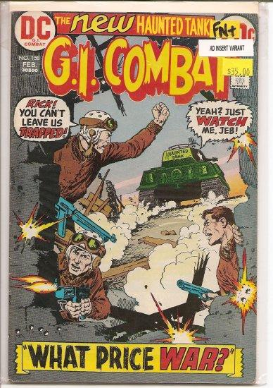 G.I. Combat # 158, 6.5 FN +