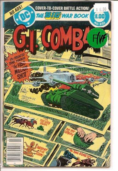 G.I. Combat # 231, 7.0 FN/VF