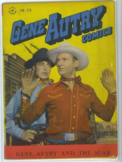 Gene Autry Comics # 5, 4.0 VG