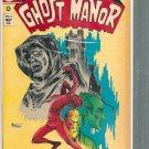 GHOST MANOR # 6, 6.5 FN +