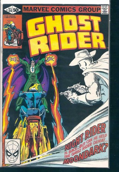 GHOST RIDER # 56, 6.5 FN +