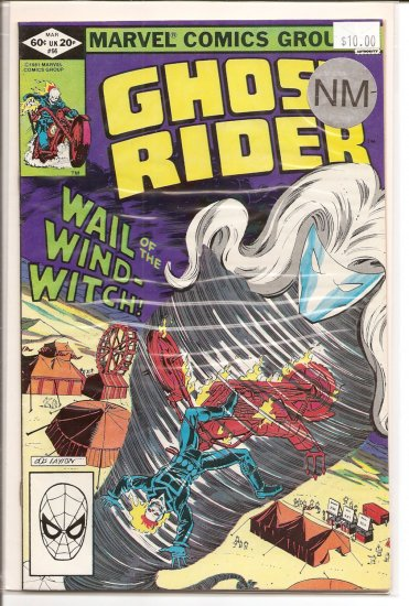 Ghost Rider # 66, 9.2 NM -