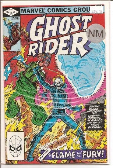 Ghost Rider # 72, 9.4 NM