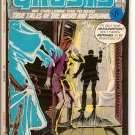 Ghosts # 4, 8.0 VF