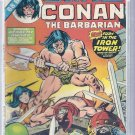 GIANT-SIZE CONAN THE BARBARIAN # 3, 4.5 VG +