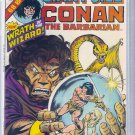 GIANT-SIZE CONAN THE BARBARIAN # 4, 4.5 VG +