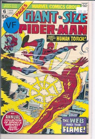 Giant-Size Spider-Man # 6, 8.0 VF