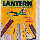 GREEN LANTERN # 21, 2.5 GD +