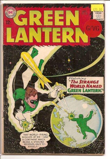 Green Lantern # 24, 3.0 GD/VG