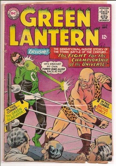 Green Lantern # 39, 2.0 GD