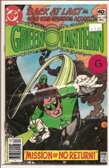 Green Lantern # 123, 2.0 GD