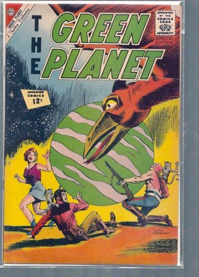 GREEN PLANET # 1, 5.0 VG/FN