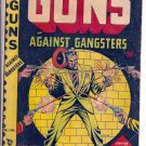GUNS AGAINST GANGSTERS # 1, 4.0 VG