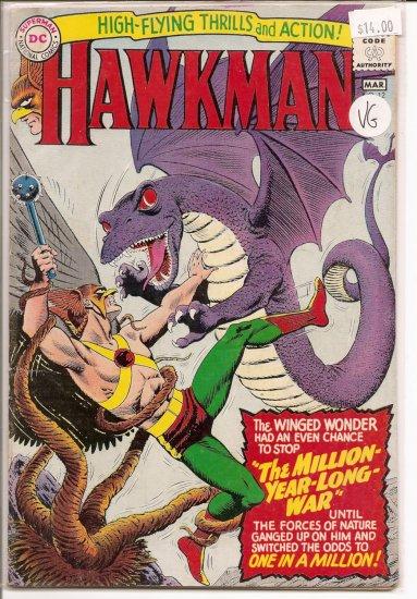 Hawkman # 12, 4.0 VG