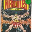 Hercules Unbound # 1, 6.5 FN +