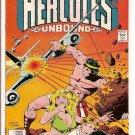 Hercules Unbound # 8, 6.5 FN +