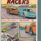 HOT ROD RACERS # 14, 4.0 VG