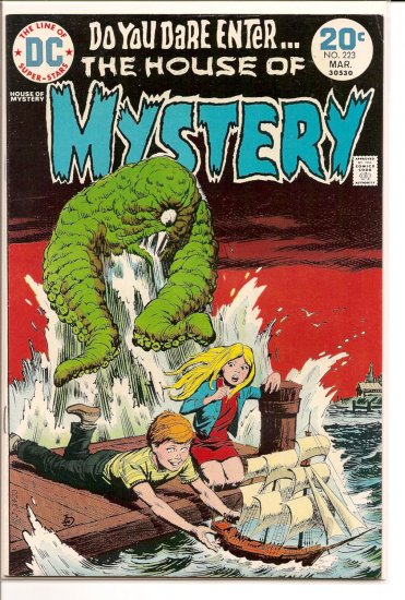 House Of Mystery # 223, 6.5 FN +