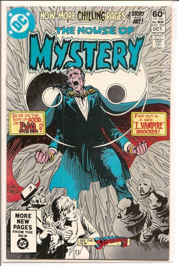 House Of Mystery # 297, 7.5 VF -
